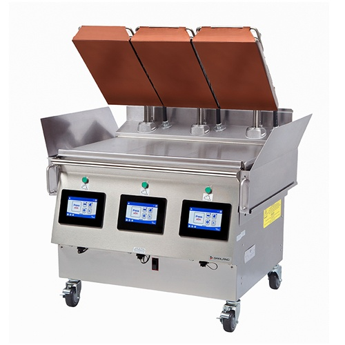 3 Platen XPress® Grill XPE362L